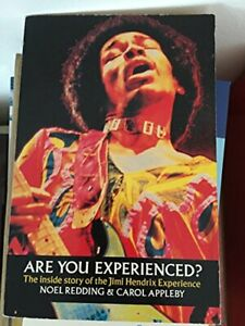 ARE YOU EXPERIENCED By Noel Redding & Carol Appleby **Mint Condition**