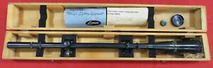Exceptional & Complete Lyman Super Targetspot 20x Scope w Box Caps & Papers