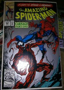 The Amazing Spider-Man #361 (Apr 1992 Marvel) 2nd print