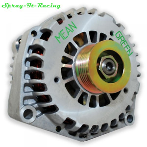 Mean Green 350 Amp HD alternator for '01-07' Duramax 6.6L LB7 LLY LBZ wwarranty