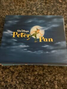 Peter Pan Disney Exclusive Commemorative Lithograph (featuring Tinker Bell) $10.00