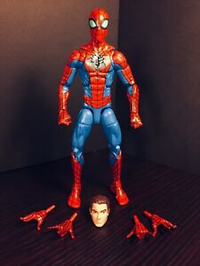 Marvel Legends Spider-Man from the TRU 2 Pack Complete Hasbro