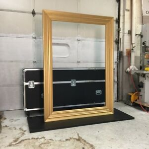 Giant picture frame 6'x4'