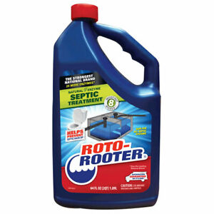 Roto-Rooter Septic Treatment 64oz