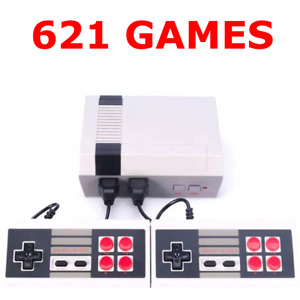 Classic TV Video Game Console Built-in 621 GameS For NES Mini HDMI HD