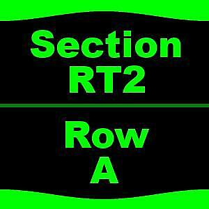 1-6 Tickets Bob Seger And The Silver Bullet Band 612 DTE Energy Music Theatre C