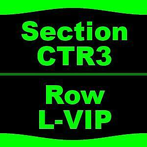 1-6 Tickets Bob Seger And The Silver Bullet Band 68 DTE Energy Music Theatre Cl