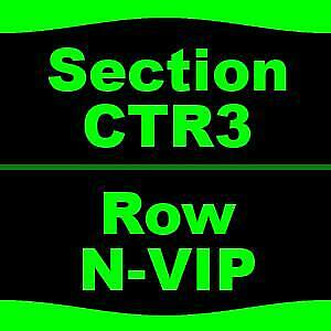 4 Tickets Bob Seger And The Silver Bullet Band 612 DTE Energy Music Theatre Cla