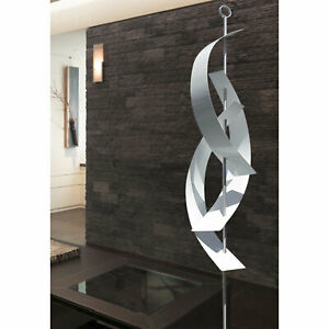 Jon Allen Metal Art Sculpture Large Modern Abstract White Indoor Outdoor Decor