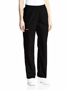 Dickies Women's 86106 Eds Signature Scrubs Missy Fit Pull-on Cargo Pant