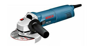 BOSCH Angle Grinder 1400W Disk 4 29 32in Flexible Cutting Deburring Finish $226.00