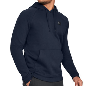 Under Armour Sweatshirts Mens Small to 4XL Authentic Hoodies Rival Fleece More $39.99