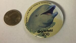 Brookfield Zoo Chicago Pin