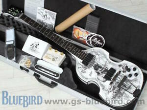 Hofner 5001 60th Anniversary Limited Edition Designed by Klaus Voormann