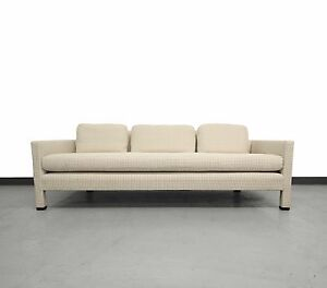 Mid Century Dunbar Sofa Designed by Edward Wormley