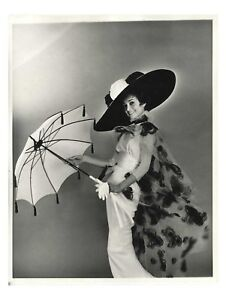 From Audrey Hepburn Estate: Cecil Beaton/ Hepburn My Fair Lady 11