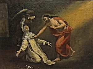 Canadian listed 16th-17th century antique baroque old master painting