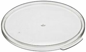 Cambro Camwear Lid for Clear 6 8 Quart Container 11 0483 $18.50