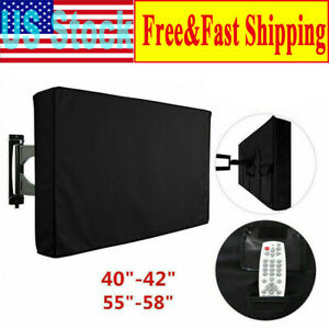 Outdoor TV Cover Waterproof Protector For 40
