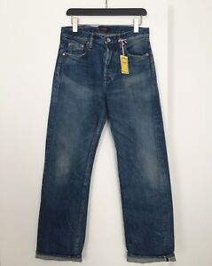 Chimala vintage selvedge Jeans $500+ made in Japan