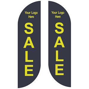 Feather Flag SALE Decorative Banner sign Kit Banner Advertising - NO CHINA