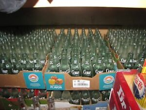 2500 Old Coca Cola Bottles Empty and FULL from the 60's and 70's