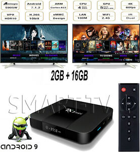 Android TX3 Mini TV Box 7.1 Amlogic S905W KD 17.6 WiFi 2GB 16GB 4K  x96 mini