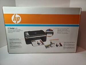 Hp Deskjet F4180 All-in-one Printer Scanner and Copier - New