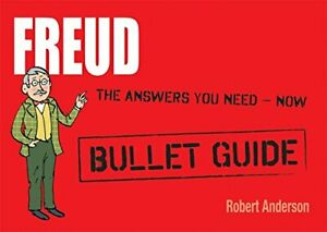 FREUD (BULLET GUIDES) By Robert Anderson **BRAND NEW**