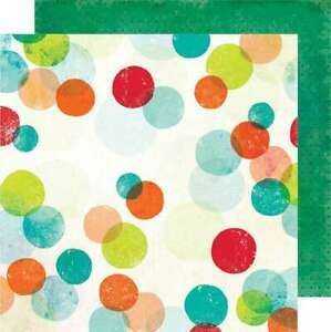 Vicki Boutin Color Kaleidoscope Dbl-Sided Cardstock 12