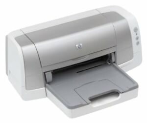 HP DeskJet 6122 Color Printer 5000 Pages Automatic Paper-Type Sensing PC and Mac