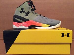 Under Armour UA Curry 2 'Iron Sharpens Iron' size 11 mens