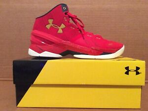 Under Armour UA Curry 2 'Floor General' size 11 mens