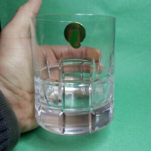 Waterford Gluin Double Old Fashion Whiskey Tumbler 12oz Crystal Glass