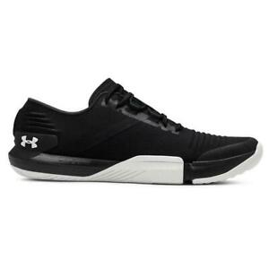 Under Armour Women's UA W TriBase Reign Training Shoes Black White 3021665 001 $71.97