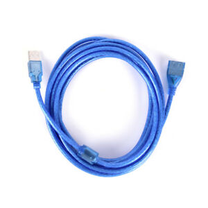Practical Practical 15FT USB 2.0 Male to Female Extend Extention Cable Fad US