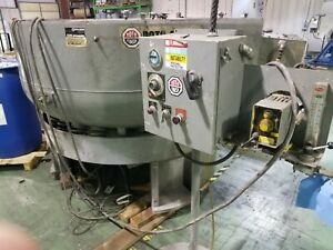 Hammond Roto Finish Bowl Type Vibratory Finisher