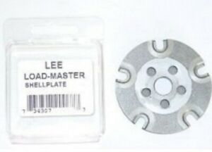 Lee Loadmaster Shell Plate #1 38spec  357 mag
