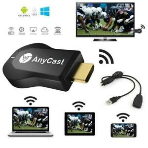 AnyCast 1080p M4 Plus WiFi HD HDMI Media Player Streamer TV Cast Dongle Stick US