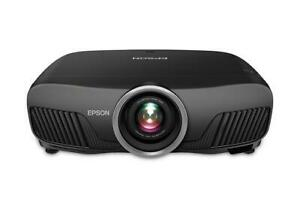 Epson Pro Cinema 4040 3LCD Home Theater 4K Projector with Extra Bulb - New #3