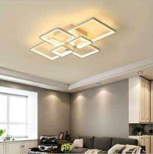 Simple Modern Household High-End LED Acrylic Ceiling Lamp Nordic Ceiling Lamp