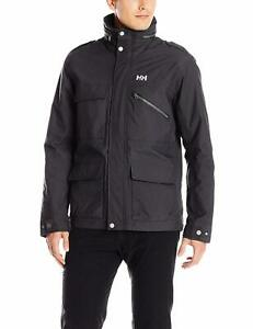 Helly Hansen Men's Universal Moto Insulated Rain Jacket - Choose SZColor