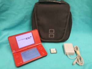 Nintendo DSi XL Super Mario Bros. 25th Anniversary Edition wsuper Mario bros