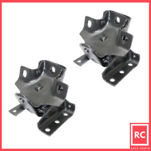 Front Left amp; Right Motor Mount 2PCS Set Fit Chevy Silverado 1500 Silverado 2500 $32.99