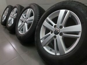 16 Inch Winter Wheels Original VW Touran 5T Stratford Design 5K0601025AH