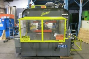2000 Jomar 85S Injection Blow Molding machine