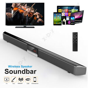 XGODY Home Theater TV Soundbar 4.0 System Subwoofer Coaxial Optical 3D Speaker