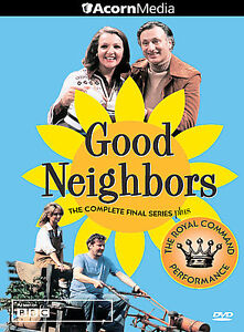 Good Neighbors Complete Final Series DVD Box set in original case