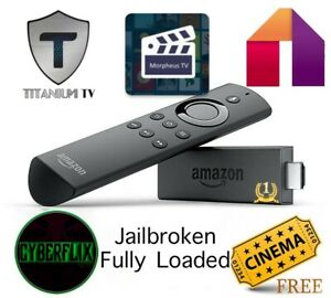 Amazon Fire TV Stick with Alexa Voice Remote (Hacked)