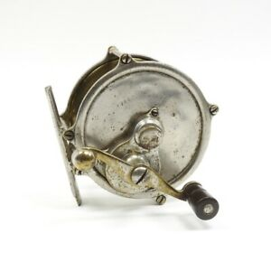 Vintage John Kopf Fishing Reel.